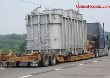 Перевозка трансформаторов http://optimal-logistic.com