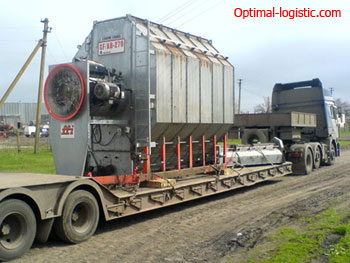 Transportation of machine tools http://optimal-logistic.com