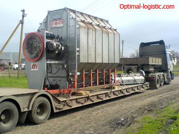 Перевезення верстатів http://optimal-logistic.com