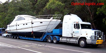 Transportation of boats http://optimal-logistic.com
