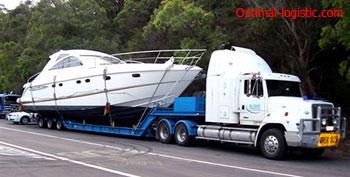 Перевозка лодки http://optimal-logistic.com