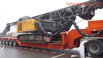 Drilling of the rig - Optimal-logistic