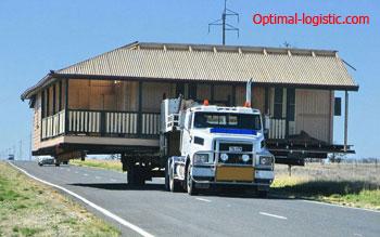 Специальные правила перевозки негабаритных грузов