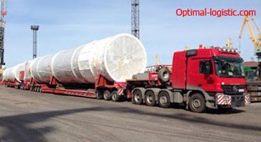 Правила перевозки негабаритных грузов